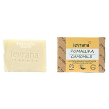 Натуральное мыло ручной работы Ромашка Levrana, 100 г