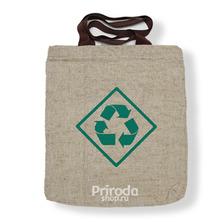 Экосумка Recycling (парусина)