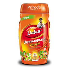 Чаванпраш Дабур Апельсин (Dabur Chyawanprash orange), 500 г