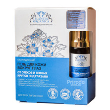Охлаждающий гель для кожи вокруг глаз для всех типов кожи, 10 мл (срок до 11/17)