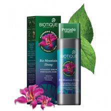 Сыворотка для роста волос Bio Mountain Ebony Fresh Growth Stimulating Serum Biotique, 120 мл