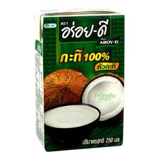 Кокосовое молоко AROY-D 60%, 250 мл