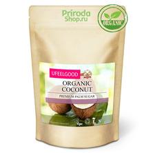 Сахар кокосовой пальмы, COCONUT PALM SUGAR, 200 г