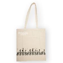Сумка Велосепедисты (100% хлопок)