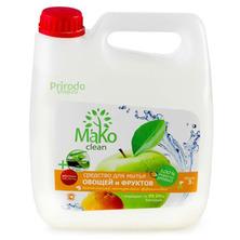 Концентрат для мытья фруктов и овощей, 3 л