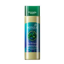 Масло для роста волос Био Брингарадж, BIO BHRINGRAJ THERAPEUTIC OIL FOR FALLING HAIR Biotique, 120 мл