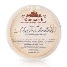 Масло Какао нерафинированное Органик, 100 г