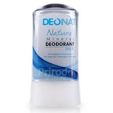 Минеральный дезодорант стик ДеоНат, без добавок, 60 г