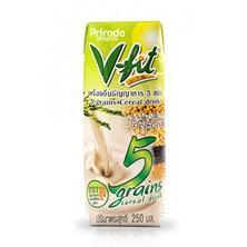 Натуральный напиток 5 злаков V-FIT, 330 мл