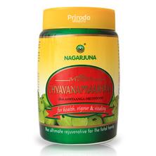 Пищевая добавка Chywanprash NAGARJUNA (Чаванпраш НАГАРДЖУНА), 500 г