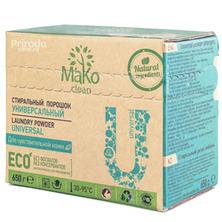 Порошок стиральный MaKo Clean Universal универсальный, 650 г