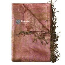 Палантин из натурального экологичного волокна модала высокого качества №3