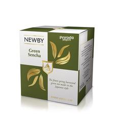 Чай Зеленая Сенча NEWBY, 100 г