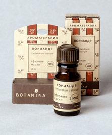 Эфирное масло Кориандр, 10 мл