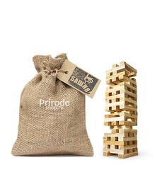 Игра Деревянная башня (Дженга), Помогать легко
