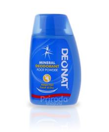 Минеральный Дезодорант-порошок для ног с ментолом, 50 г (срок до 01/18)