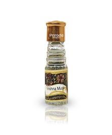Масло натуральное парфюмерное Krishna Musk, Кришна Мускус Индийский секрет, 2,5 мл