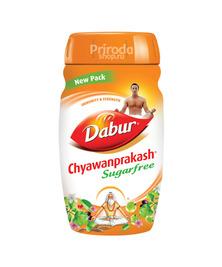 Пищевая добавка Chywanprash (Чаванпраш), без сахара, 900 г