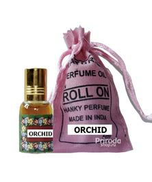 Духи масляные Орхидея Индийский секрет, ролик, 5 мл