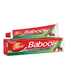 Аюрведическая зубная паста Dabur Babool&Clove с гвоздикой, 90 г