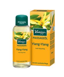 Масло для тела массажное Иланг-иланг, 100 мл