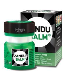 Бальзам Zandu Balm (Занду), болеутоляющий, 8 мл