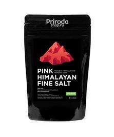 Соль Розовая Гималайская, 100% natural rock salt, 200 г