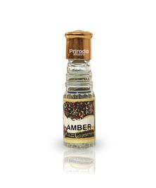 Масло натуральное парфюмерное Амбер Индийский секрет, 2,5 мл
