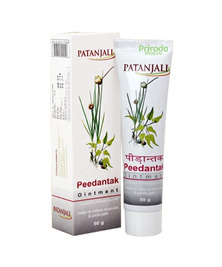 Крем обезболивающий Пидантак, Peedantak Cream Патанджали, 50 г
