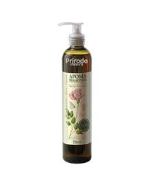 Арома-шампунь Экстра-питание, для ослабленных и тонких волос, 350 мл