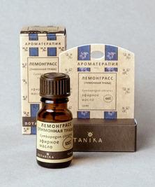 Эфирное масло Лемонграсс, 10 мл