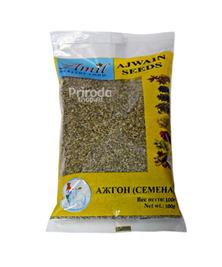 Ажгон (аджвайн) семена AMIL, 100 г