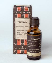Жирное масло Ромашка 100%, 30 мл