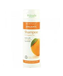Органический шампунь для ежедневного использования Апельсин, Лимон, Грейпфрут и Ромашка, 250 мл