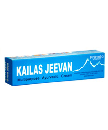 Крем-бальзам аюрведический Kailas Jeevan (Кайлаш Дживан), 20 г